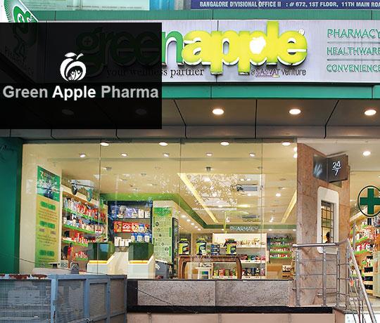 Green Apple Pharma