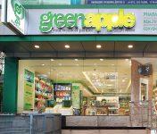 Green Apple 2